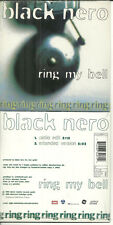 CD SINGLE - BLACK NERO : RING MY BELL / NEUF EMBALLE - NEW & SEALED