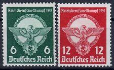 === DR Drittes Reich Mi. 689-690 **, Kat. 25€ ===