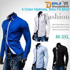 Slim Fit Regular Western Casual Shirts for Men