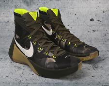 Nike Hyperdunk 2015 Premium Camo 749567-313 Cargo Khaki Men's Shoes New Gr.41