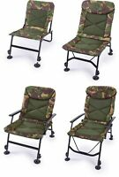 Wychwood NEW Tactical X Chairs - Compact, Standard, Low & High Arm-Chairs