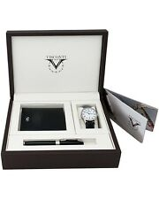 VISCONTI - Antares Watch with Pen and Wallet Set