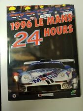 LE MANS 1996 YEARBOOK