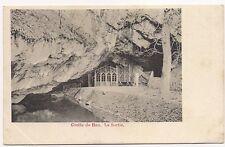 grotte de han  la sortie