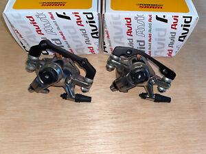 Avid BB7R SL road disc brake calipers pair set