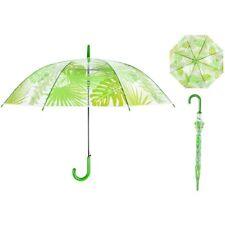 Stockschirm Schirm Esschert Design Regenschirm Automatik  Dschungelblätter TP272