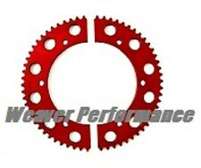 54 Tooth Go Kart Sprocket #35 Chain Sprocket Sprocket Aluminum Go Kart Racing