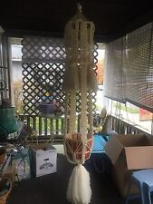 Beautiful Handmade Macrame Hanging Plant Hanger 7'