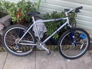 Specialized Rockhopper FS Mountain Bike Jett Forks Vintage Excellent Condition