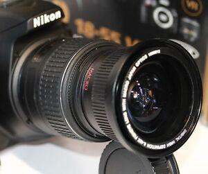 52MM .42 Fisheye+ Macro Lens FOR Nikon D3000 D3300 D5200 D5100 D5500 D70 D40 HD