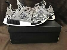 Adidas NMD_XR1 PK BY1910 Core Black White Grey Sizes 8.5