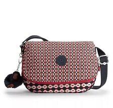 New Kipling Earthbeat S Shape Mix BL Small Shoulder Bag Cross Body Handbag