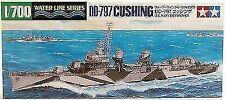 Tamiya Ship Kit 1 700 31907 US Destroyer Cushing