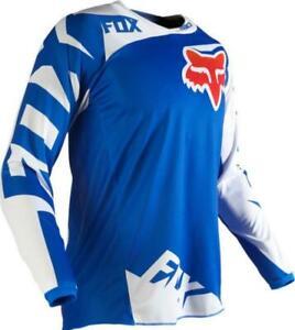 NEW FOX Mens 180 Race Dirt Jersey ATV MX Off-Road Motocross DH MTB Bike Tops