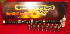 sb Chevy HP Hydraulic Cam & Lifter Kit 232/234 Duration .488/488 Lift E110046K