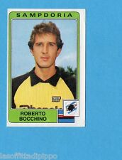 PANINI CALCIATORI 1984/85 -FIGURINA n.243- BOCCHINO - SAMPDORIA -Recuperata