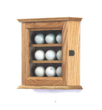 Golf Ball Gift Display Case *Made in the USA*