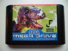 SEGA Mega Drive Game The Lost World Jurassic Park