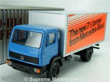 NZG MERCEDES 7.5 TONNE MODEL TRUCK RIGID 1:50 709-1114 ORIGINAL 1980'S STOCK K8Q