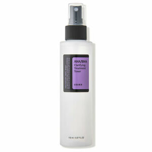 COSRX - AHA/BHA Clarifying Treatment Toner - 150mL [US SELLER]
