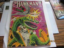 HAWKMAN from 1,000,000 BC  RARE Comic BOOK 1967 Vintage