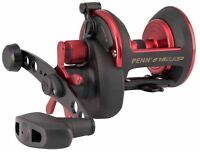 Penn New 2018 515 & 525 Mag 3 Multiplier Sea Fishing Trolling Reel - All Models