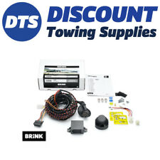 Brink 13 Pin Towbar Dedicated Wiring Kit for SSANGYONG MUSSO Pickup 10/12 >