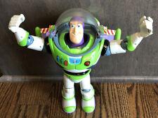 "*Disney*Pixar*Toy Story*Buzz Lightyear*12"" Talking Action Figure*Thinkway Toys*"