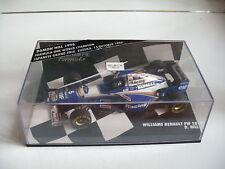 Minichamps F1 Williams Renault FW 18 D. Hill F1 World Champion Suzuka 1996 1:43