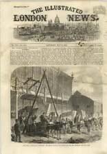 1865 Dublin International Exhibition Goods Delivered Gladstone Budget