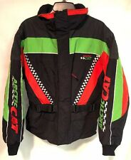 Vintage Arctic Cat Jacket Snowmobile Womens Arcticwear Winter Thinsulate Z-Force