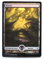 FULL ART FOIL - 260/274 : Swamp     Mtg Magic Francais