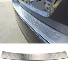 For Subaru XV Crosstrek 2012–17 Rear Deck Bumper Protector Step Cover Sill Plate