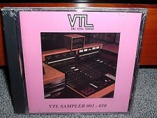 █| VTL ® SAMPLER 001 - 010 | THE WORLD'S BEST AUDIOPHILE VACUUM TUBE RECORDINGS!