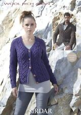 Sirdar Wool Women Crocheting & Knitting Patterns
