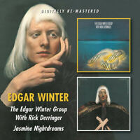 Edgar Winter Group With Rick Derringer / Jasmine Nightdreams (2012)  2CD  NEW