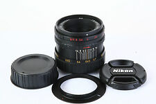 MC Helios 44-3 58mm F/2.0 USSR Lens For NIKON! Infinity Focus is!!!