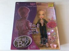 BRATZ Secret date CHLOE et mystère date 2 en 1 Doll Set, rare, collection