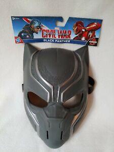 Captain America Civil War Black Panther Toy Mask Hasbro