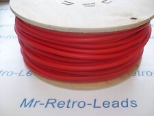 Rojo 7MM Rendimiento Encendido Cable HT X 1 Medidor Calidad Cable de Encendido