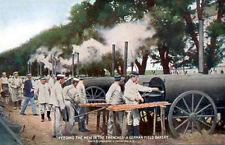 6x4 Gloss Photo ww2EE2 World War 1 The Great War In Colour Bakery