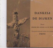 Freek De Jonge en de Nits-Dankzij De Dijken cd single