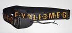 Dunlop D3842MF Lucky 13 MFG Guitar Strap