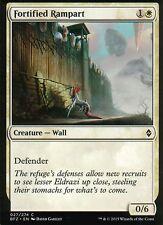 4x Fortified Rampart | NM/M | Battle for Zendikar | Magic MTG