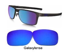 Galaxy Replacement Lenses For Oakley Metal Holbrook OO4123 Blue Polarized