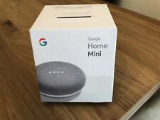 Google Home Mini - Smart Assistant - Chalk - Boxed