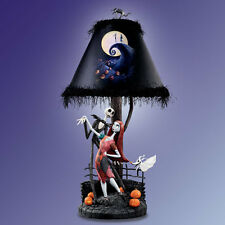 Tim Burton NIGHTMARE BEFORE CHRISTMAS Moonlight Lamp NEW