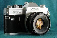 Reflex Analogica Canon Ftb QL