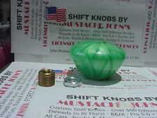 Nostalgic Vintage Style Shift Knob  (Green Pearl)  U.S. Made