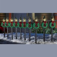 Christmas Corded Electric Pathway Markers EBay - Pathway Christmas Lights